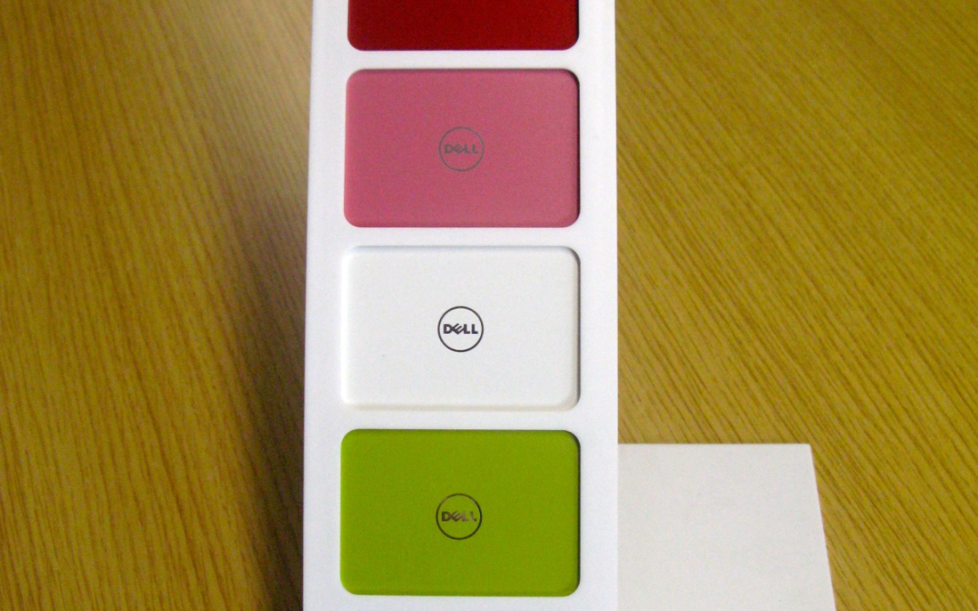 Dell Laptop Colour Picker