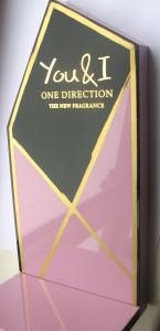 One Direction - Fragrance Stand