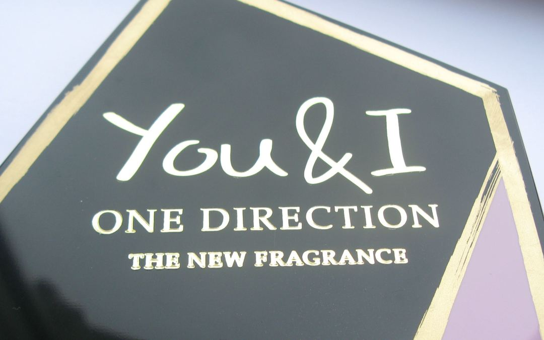 One Direction Fragrance Stand