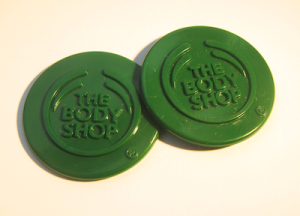 Body Shop Tokens